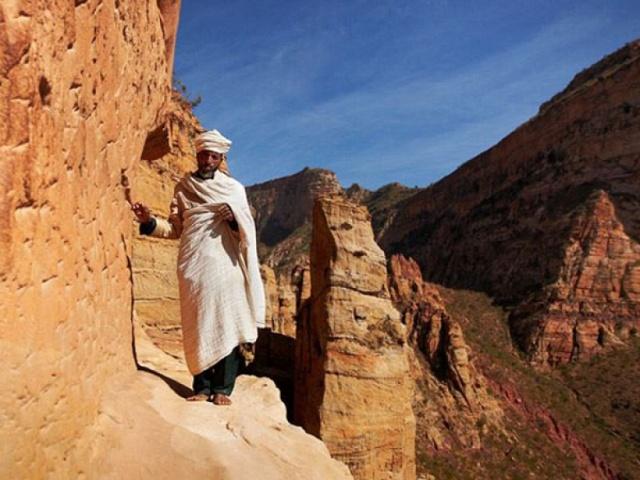 Tigray Rock Hewn Churches